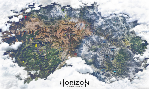 HORIZON ZERO DAWN and Nature in the Post-Apocalypse