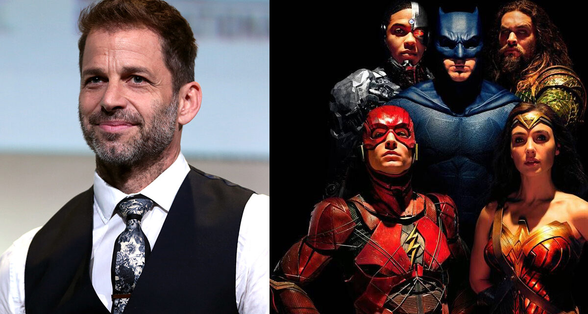 Fans Are Finally Getting the Snyder Cut of JUSTICE LEAGUE