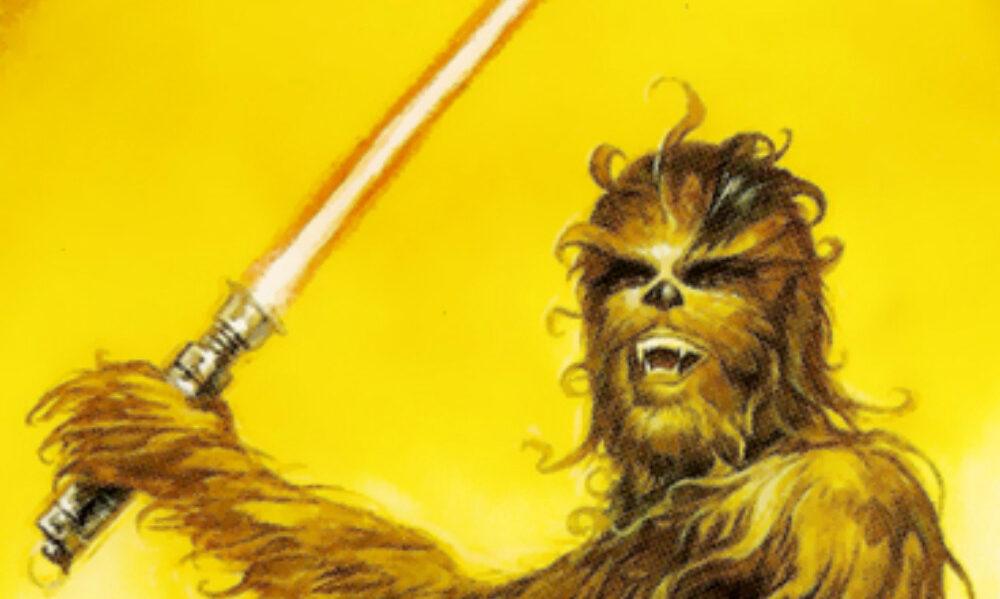 Lowbacca, Jedi Knight and nephew of Chewbacca