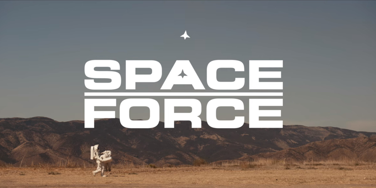 Netflix Introduces SPACE FORCE with Fun First Teaser