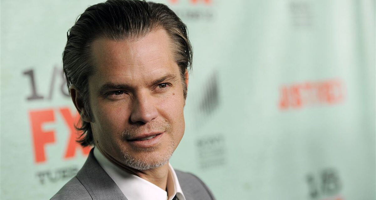 Here's Who Timothy Olyphant Is Playing in THE MANDALORIAN