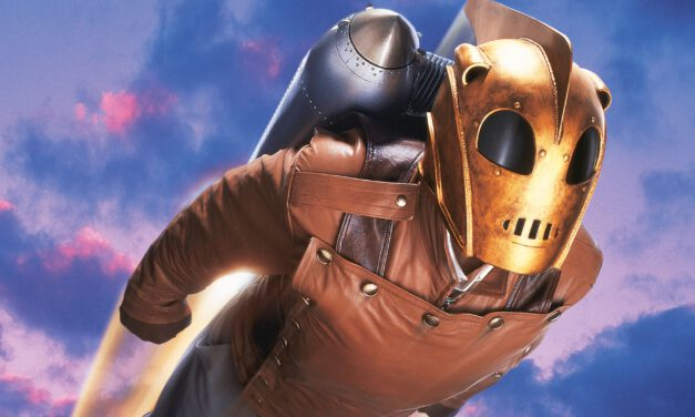 Flashback Friday Feature: The Rocketeer (1991)
