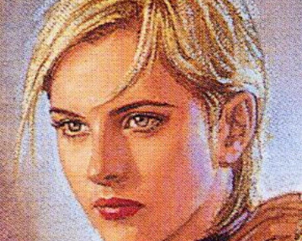 Siri Tachi, Jedi Knight and lover of Obi-Wan Kenobi