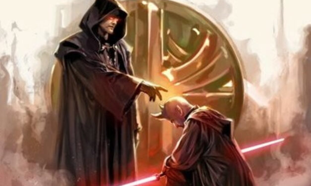 STAR WARS: Most Powerful Sith Lords