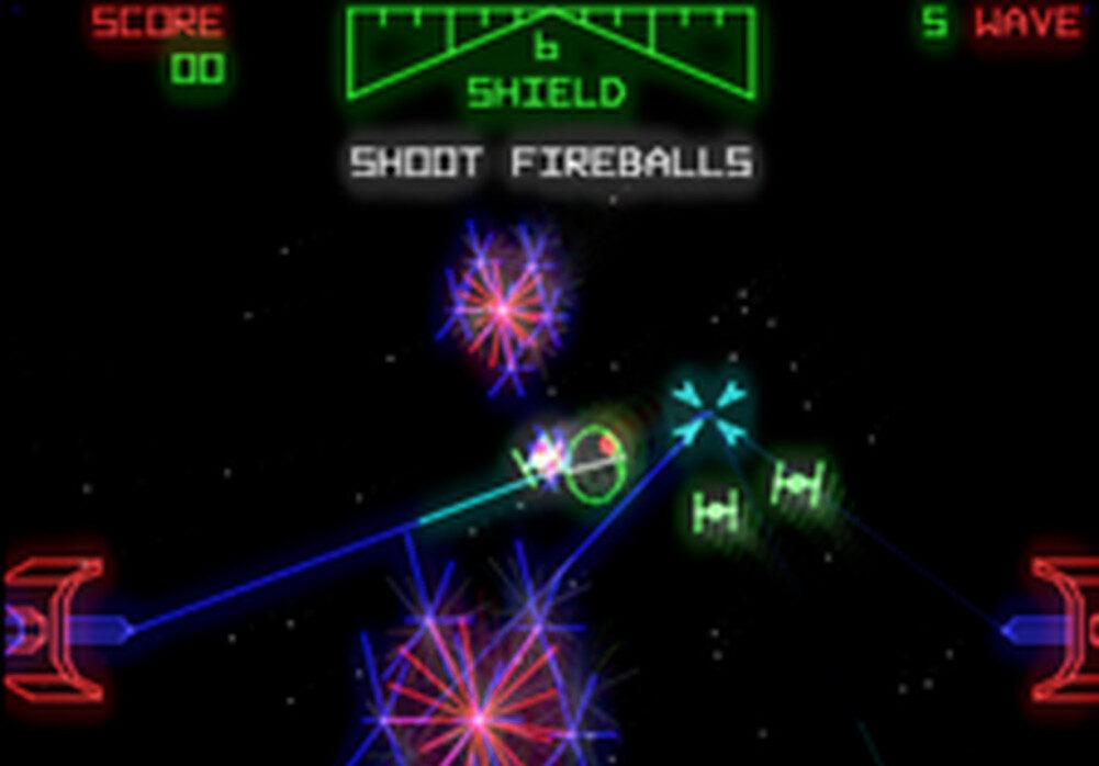 The 1983 arcade game by Atari