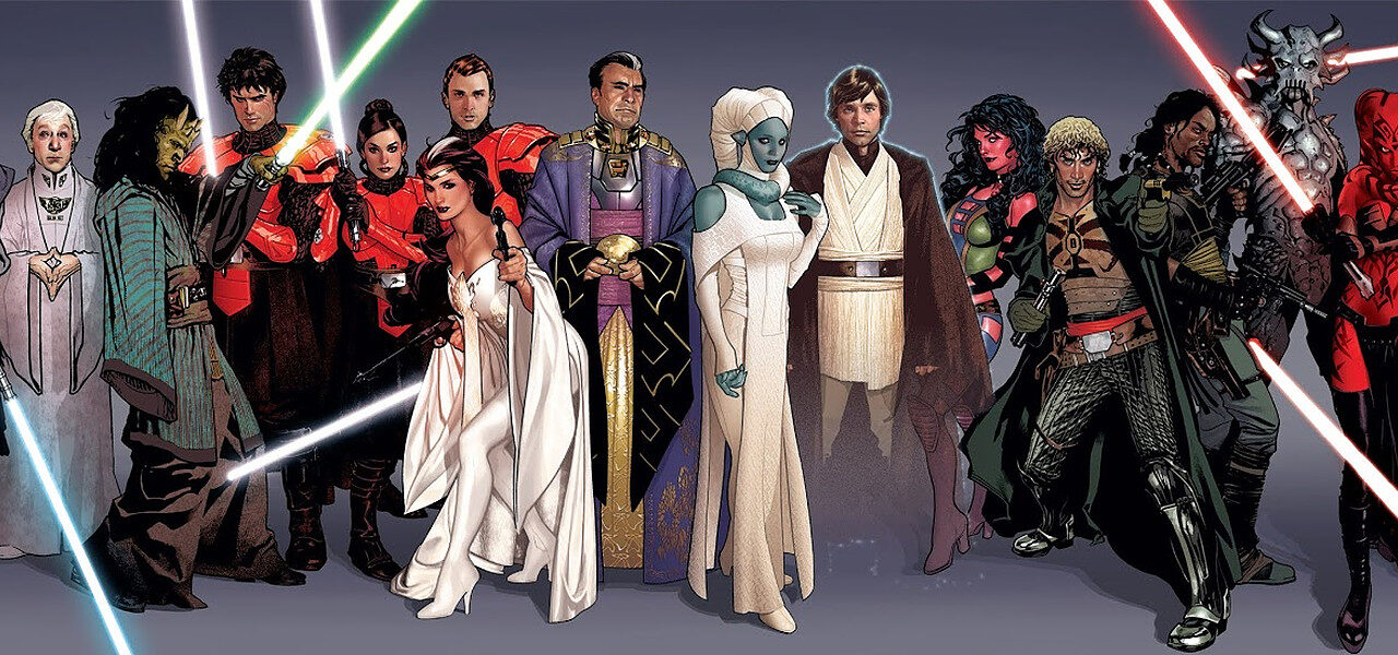 STAR WARS: Why I Love the Legacy Comics, and You Should Too