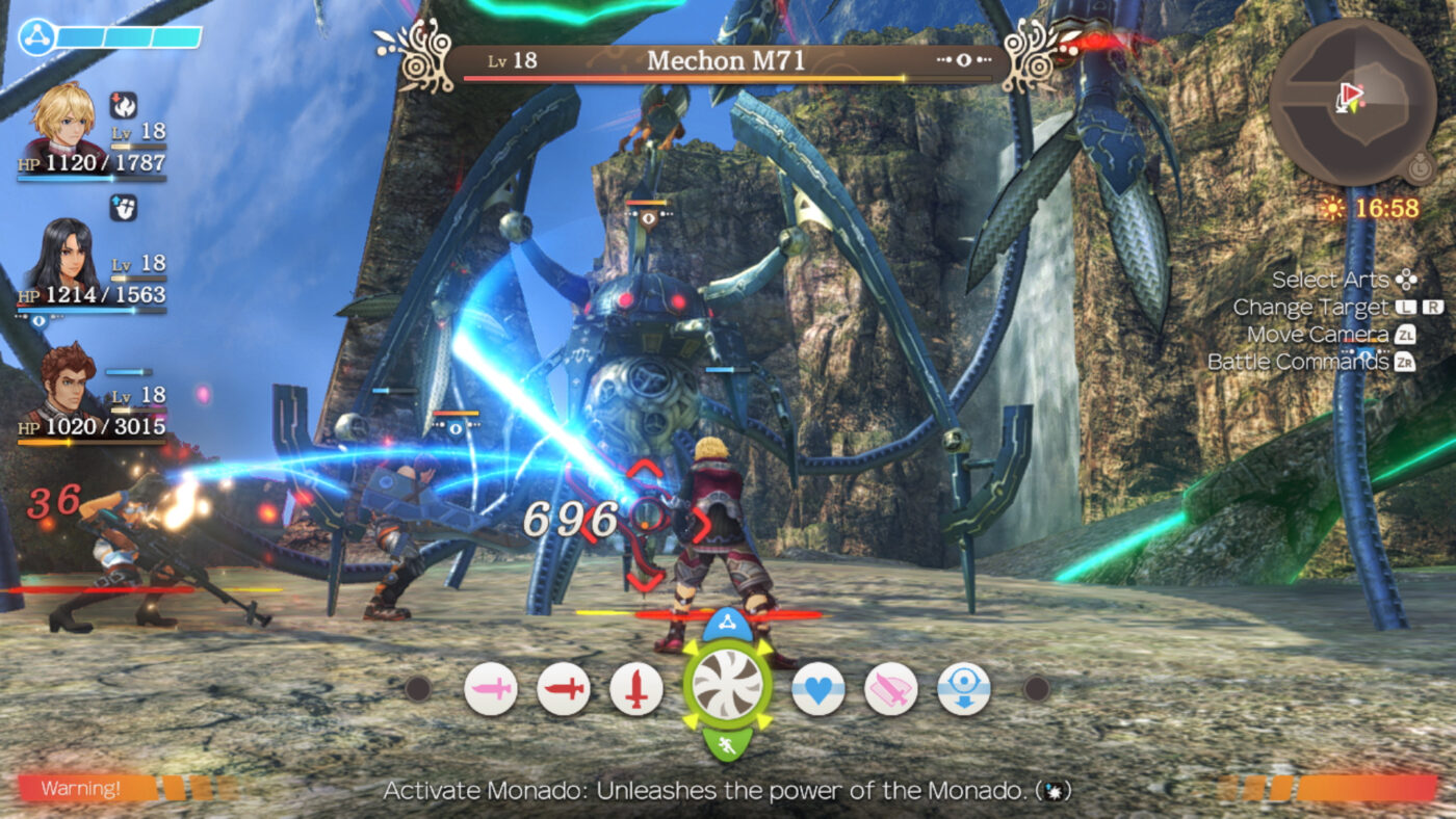 Most Anticipated Video Game: Xenoblade Chronicles: Definitive Edition