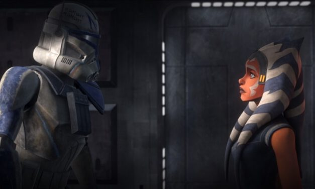 STAR WARS: THE CLONE WARS Series Finale: (S07E12) Victory and Death