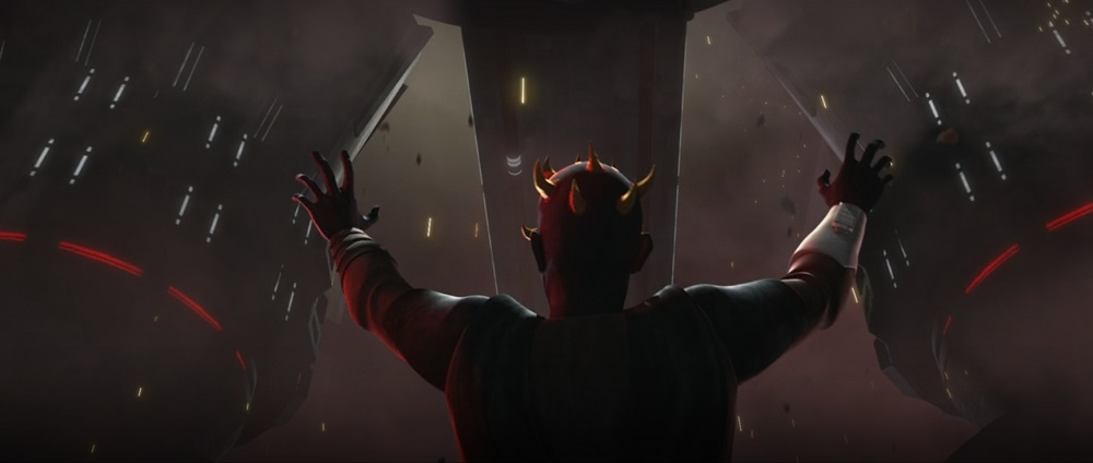The Clone Wars: Maul