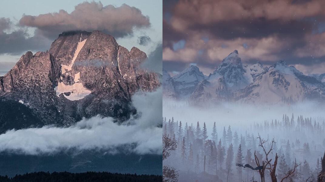 Horizon Zero Dawn: Teton Range and the Icerasps