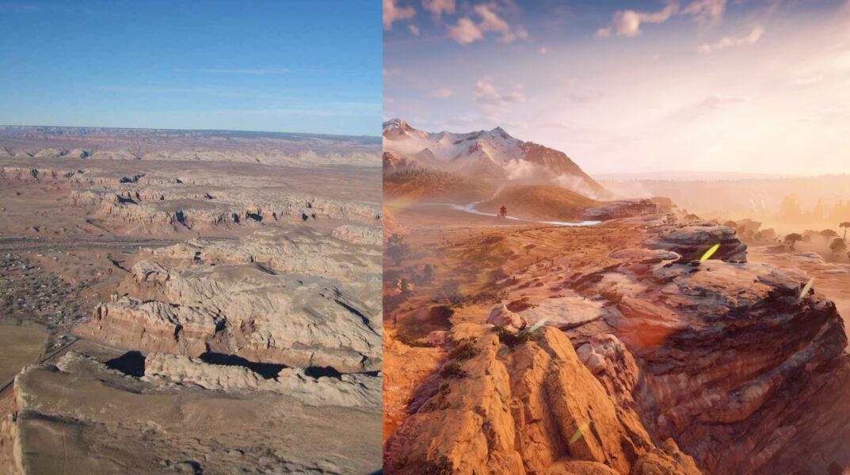 Horizon Zero Dawn: Comb Ridge and the Spurflints