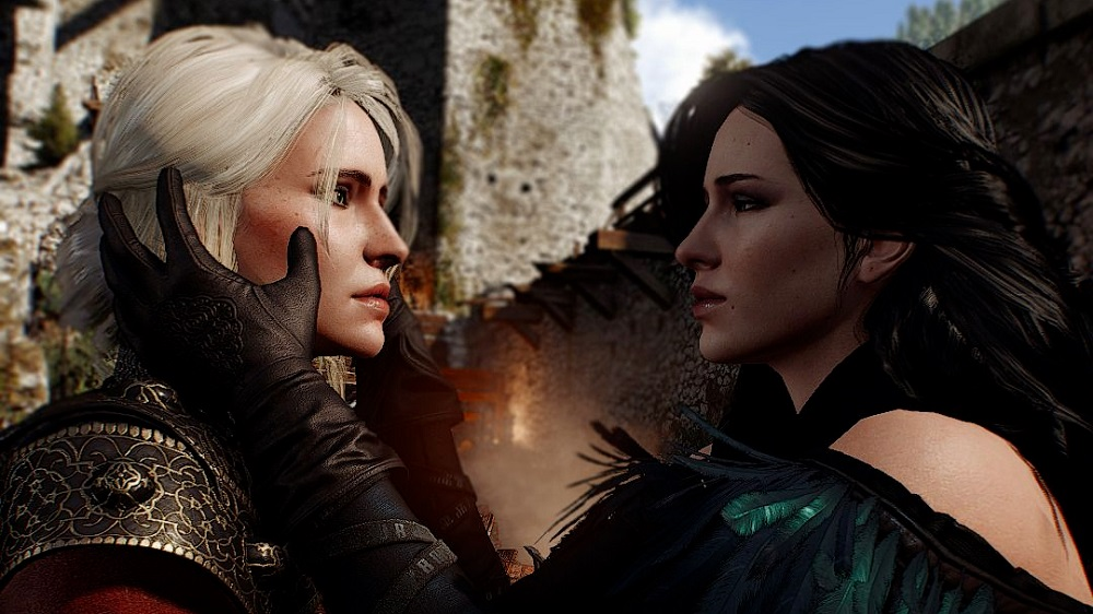 Video Game Moms: Yennefer