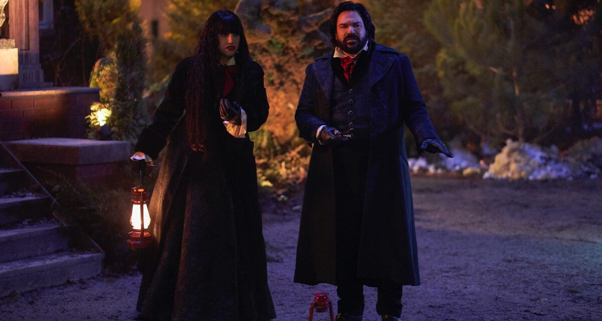 WHAT WE DO IN THE SHADOWS Recap (S02E06): On The Run