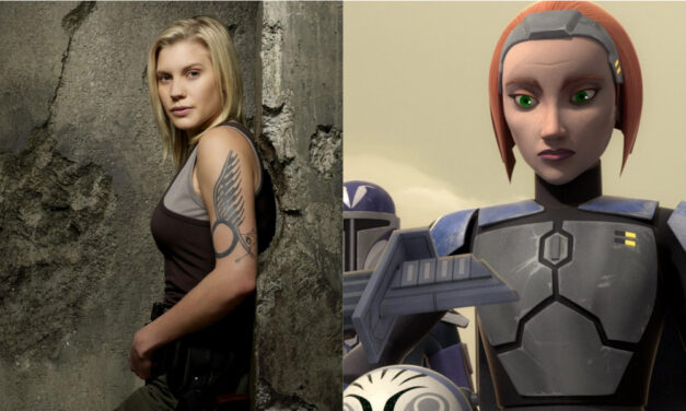 THE MANDALORIAN Season 2 Will See Katee Sackhoff Reprise Her Role as Bo-Katan