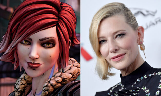 BORDERLANDS Film May Have Found Their Lilith in Cate Blanchett