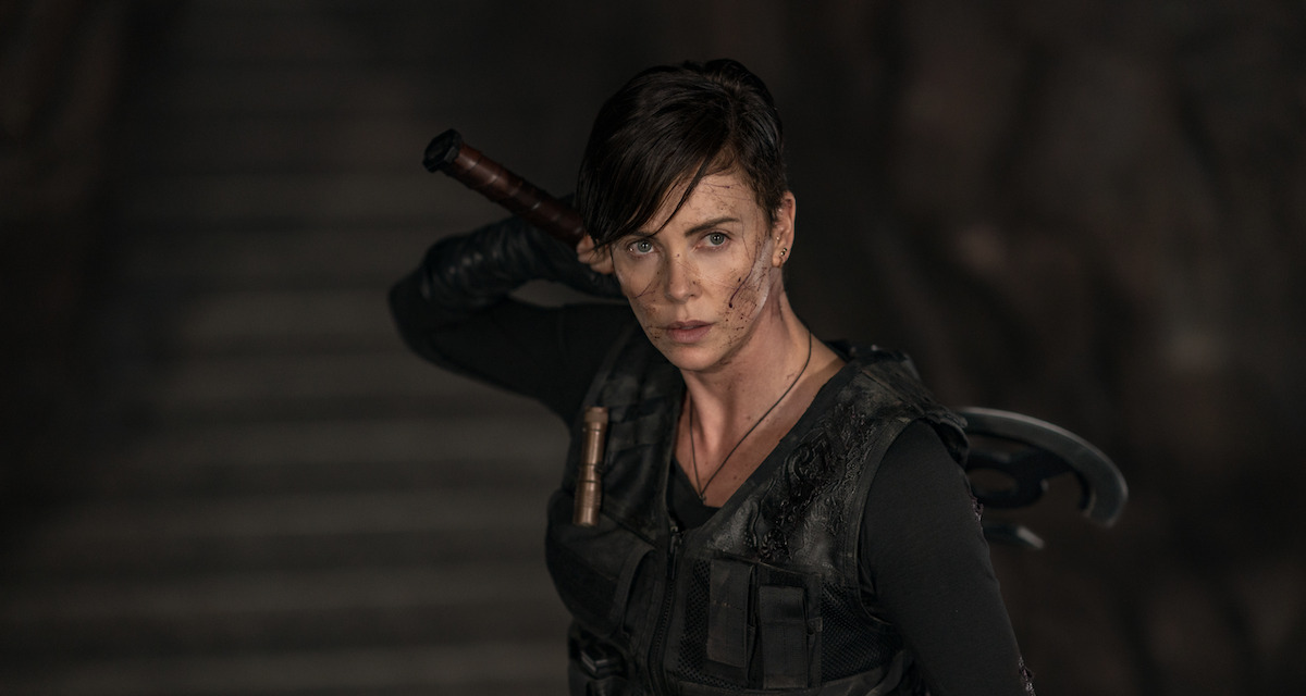 Charlize Theron Is a Kick-Ass Immortal Warrior in THE OLD GUARD'S First Trailer