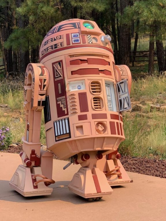 Star Wars - Hopi R2-D2