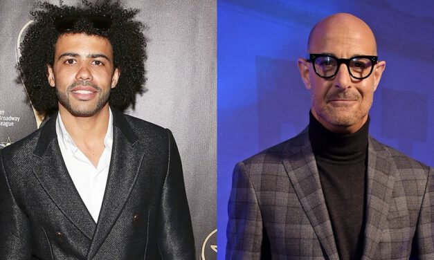 Stanley Tucci and Daveed Diggs Get Animated About CENTRAL PARK