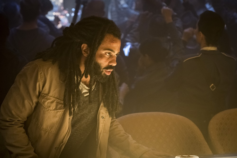 Still of Daveed Diggs in Snowpiercer.