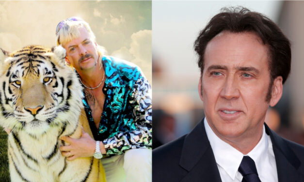 Nicolas Cage to Play Joe Exotic in Scripted TIGER KING Series