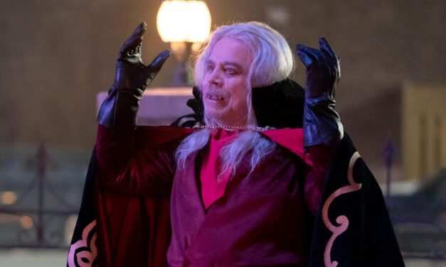 Check Out Mark Hamill's Dark Side in WHAT WE DO IN THE SHADOWS