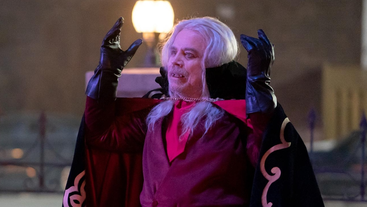 Mark Hamill guest stars on What We Do In The Shadows