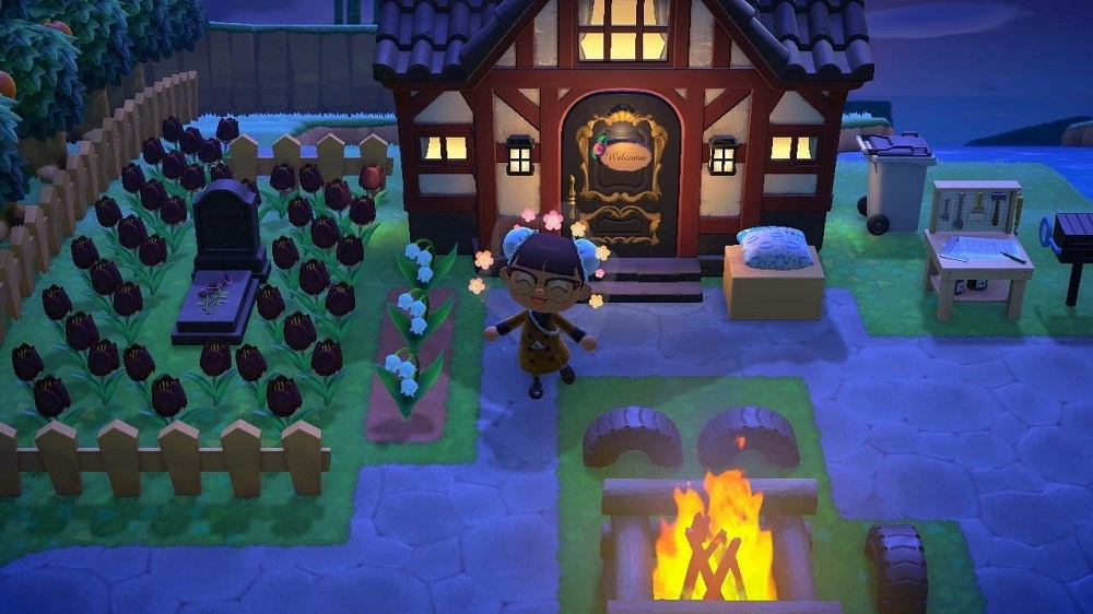 Animal Crossing New Horizons: Building Your Home