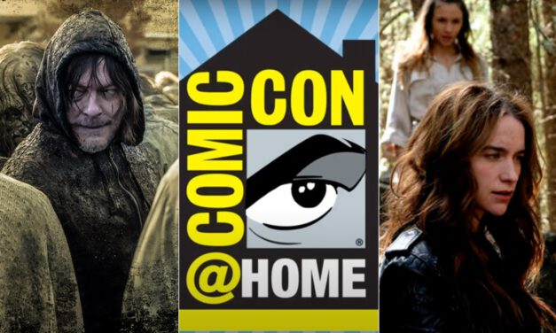 SDCC: Comic-Con At Home Confirmed Television Panels