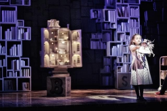 Mattea Conforti as Matilda.