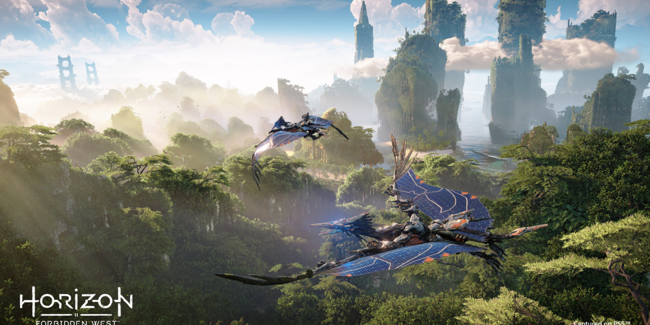 PS5: What We Know About HORIZON FORBIDDEN WEST