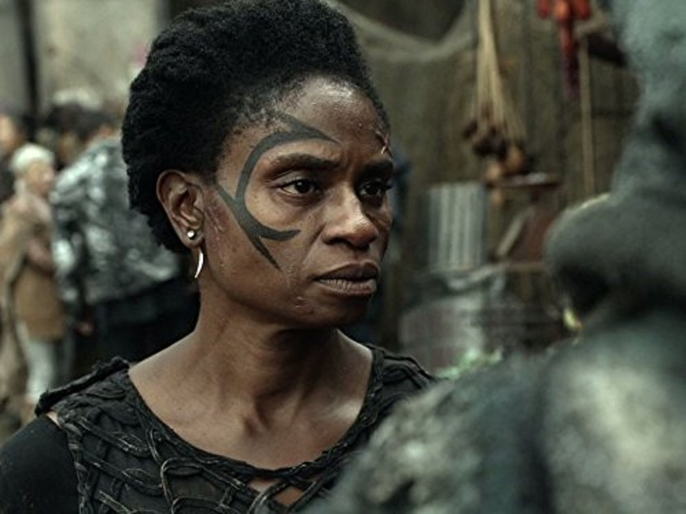 Still of Adina Porter as Indra in The 100