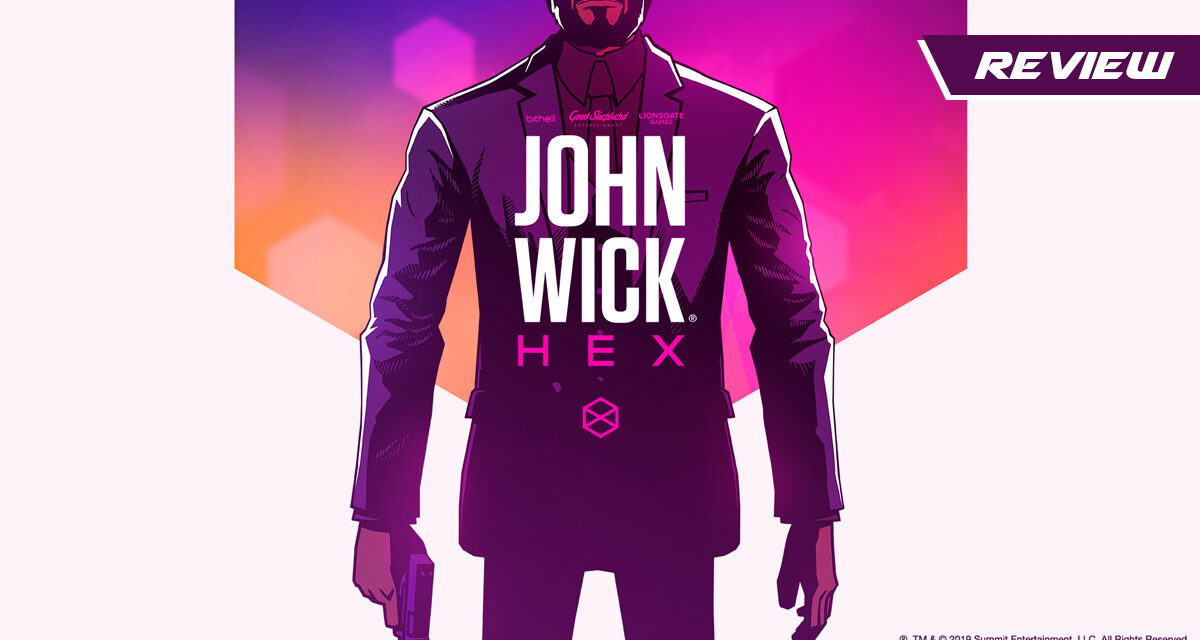 GGA Game Review: Nothing Square about JOHN WICK HEX