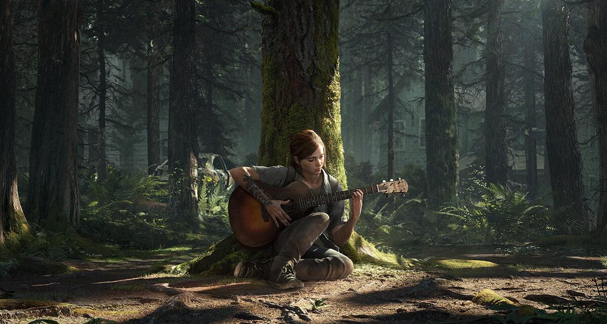 THE LAST OF US PART II Trailer Sees Ellie Making a Dark Declaration