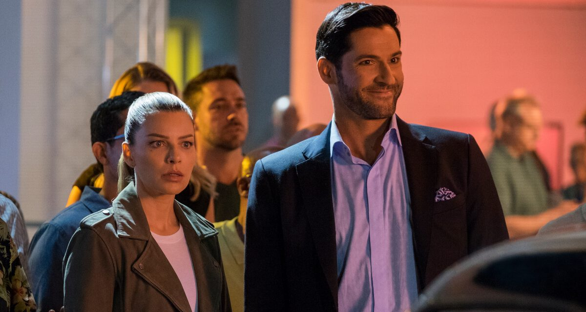 Netflix Officially gives LUCIFER a 6th and Final, FINAL Season