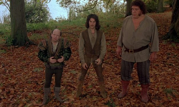 THE PRINCESS BRIDE Recap-Chapter 2: The Shrieking Eels