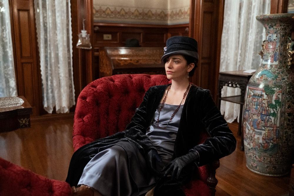 Celeste Arias as Cassie Manx in NOS4A2