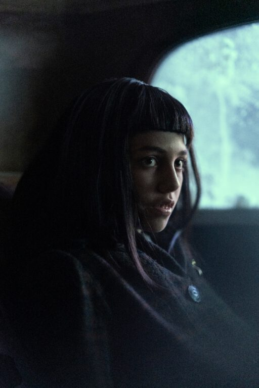 Mattea Conforti as Millie Manx in NOS4A2