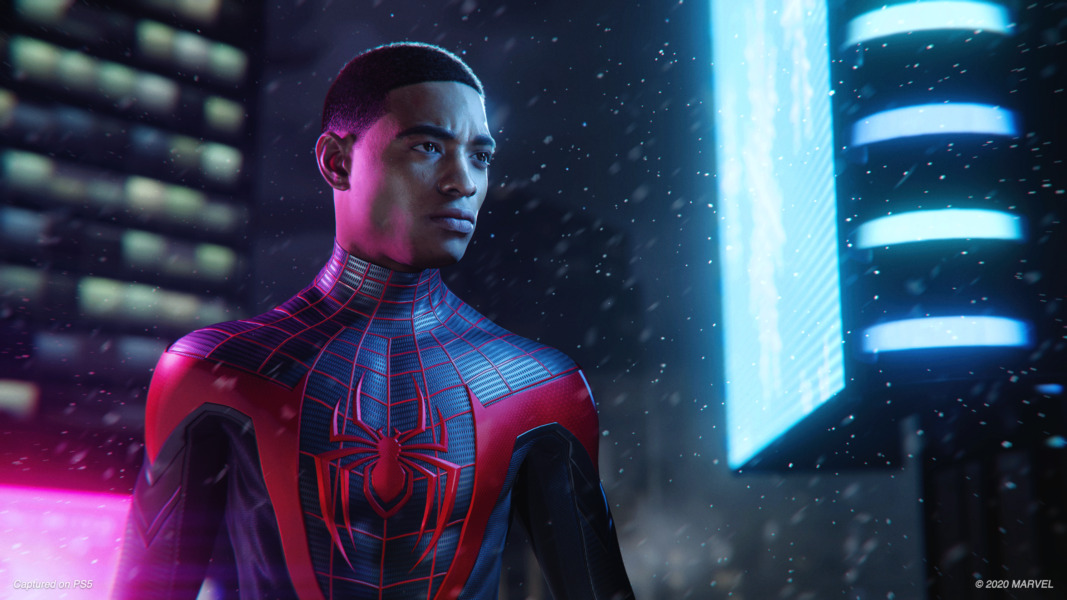 Miles Morales gets his own standalone game in Spider-Man: Miles Morales.