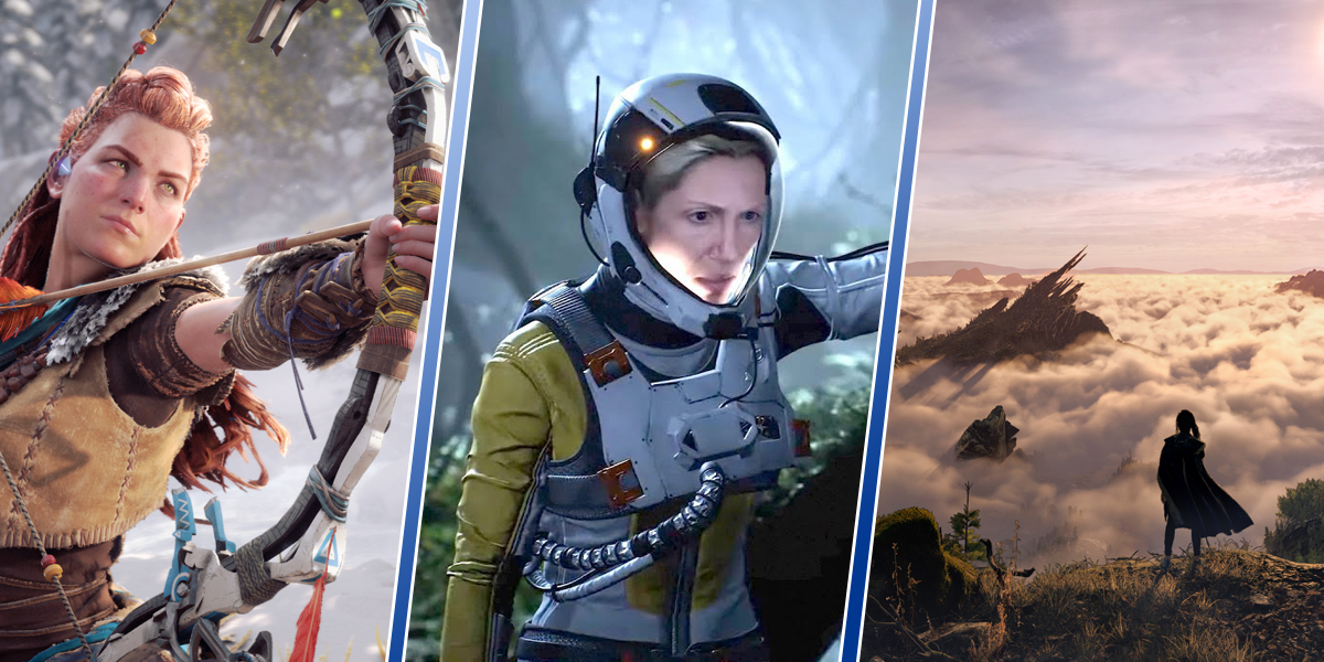 Upcoming PLAYSTATION 5 Exclusive Titles With Female Leads