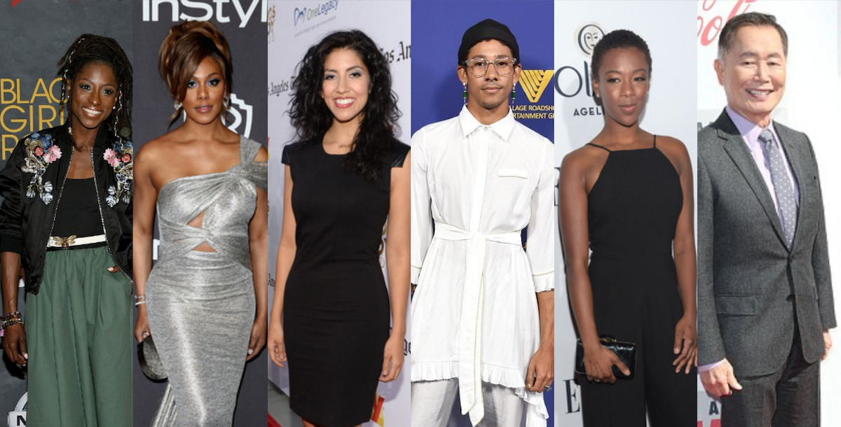 15 Queer Actors of Color We Love and Support