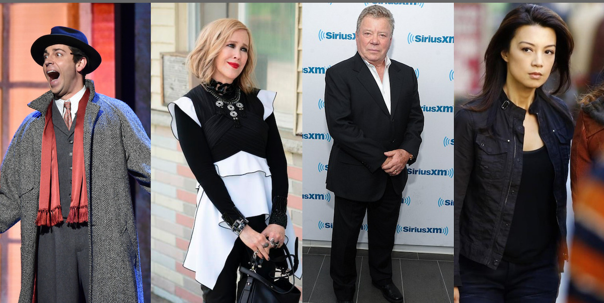 William Shatner, Ming-Na Wen, Catherine O'Hara, Zachary Levi Among Stellar Line-Up for SOUNDTRACK OF OUR LIVES Benefit for MusiCares