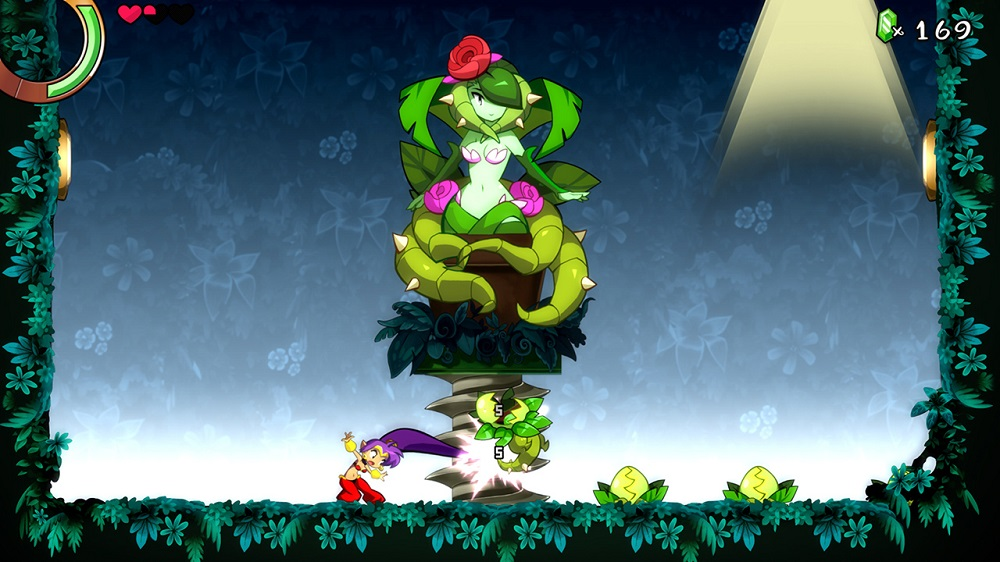 Shantae and the Seven Sirens: Boss Fights