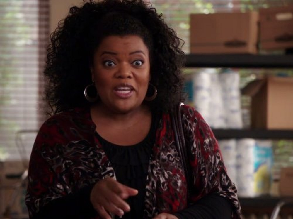 Still of Yvette Nicole Brown as Shirley Bennett in Community