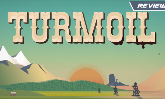 GGA Game Review: Become an Oil Tycoon in TURMOIL