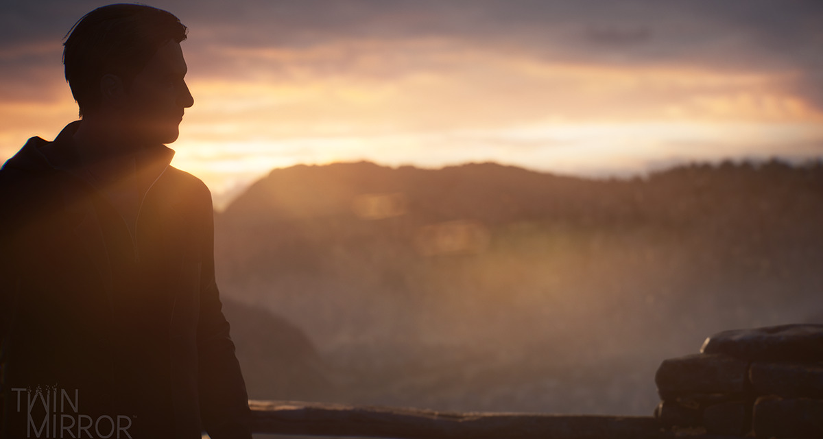 PC GAMING SHOW: TWIN MIRROR Is Dontnod's New Psychological Thriller