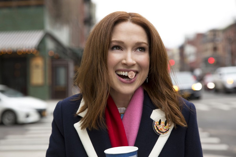 Promotional photo of Ellie Kemper in Unbreakable Kimmy Schmidt