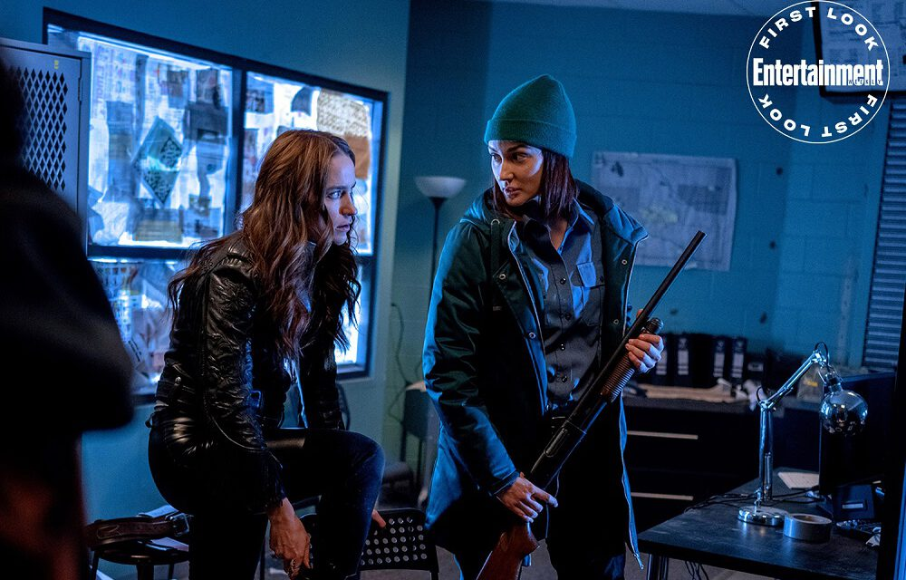 Purgatory Survives and Fights in Epic WYNONNA EARP Season 4 Trailer