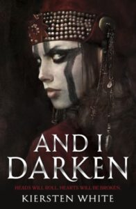 and i darken book cover