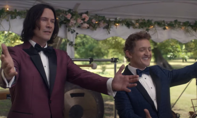 BILL & TED FACE THE MUSIC, and the Dark Side, in Excellent First Trailer