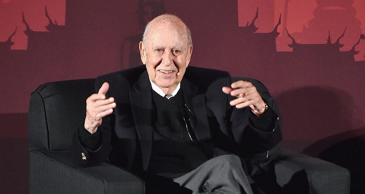 Beloved Comedy Legend Carl Reiner Dies at 98